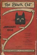 Black Cat (1895-1922 Shortstory) Pulp Vol. 13 #4