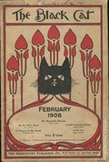 Black Cat (1895-1922 Shortstory) Pulp Vol. 13 #5
