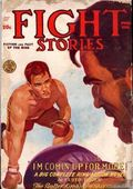 Fight Stories (1928-1952 Fiction House) Pulp Vol. 7 #12