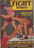 Fight Stories (1928-1952 Fiction House) Pulp Vol. 8 #10