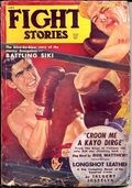 Fight Stories (1928-1952 Fiction House) Pulp Vol. 9 #1