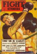 Fight Stories (1928-1952 Fiction House) Pulp Vol. 9 #3