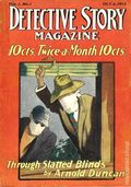 Detective Story Magazine (1915-1949 Street & Smith) Pulp 1st Series Vol. 1 #1