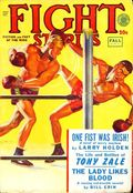 Fight Stories (1928-1952 Fiction House) Pulp Vol. 9 #6