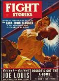 Fight Stories (1928-1952 Fiction House) Pulp Vol. 9 #8