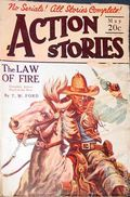 Action Stories (1921-1950 Fiction House) Pulp Vol. 6 #9