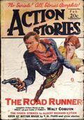 Action Stories (1921-1950 Fiction House) Pulp Vol. 7 #6