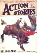 Action Stories (1921-1950 Fiction House) Pulp Vol. 7 #10