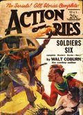 Action Stories (1921-1950 Fiction House) Pulp Vol. 8 #2