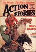 Action Stories (1921-1950 Fiction House) Pulp Vol. 8 #3