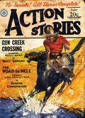 Action Stories (1921-1950 Fiction House) Pulp Vol. 8 #11