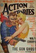 Action Stories (1921-1950 Fiction House) Pulp Vol. 9 #4