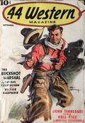 44 Western Magazine (1937-1954 Popular Publications) Pulp Vol. 1 #1