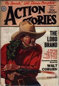 Action Stories (1921-1950 Fiction House) Pulp Vol. 9 #5