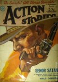Action Stories (1921-1950 Fiction House) Pulp Vol. 9 #10