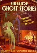 Fireside Ghost Stories (1937 World's Work) Pulp 1