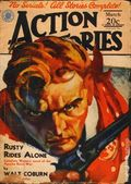 Action Stories (1921-1950 Fiction House) Pulp Vol. 10 #7