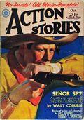 Action Stories (1921-1950 Fiction House) Pulp Vol. 11 #2