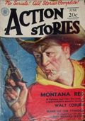 Action Stories (1921-1950 Fiction House) Pulp Vol. 11 #10