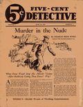 Five-Cent Detective (1932 Rainbow Publishing) Pulp 1