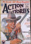 Action Stories (1921-1950 Fiction House) Pulp Vol. 12 #5