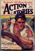 Action Stories (1921-1950 Fiction House) Pulp Vol. 12 #7