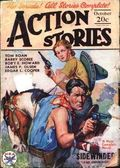 Action Stories (1921-1950 Fiction House) Pulp Vol. 12 #10