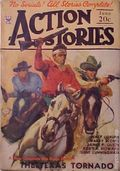 Action Stories (1921-1950 Fiction House) Pulp Vol. 13 #2