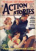 Action Stories (1921-1950 Fiction House) Pulp Vol. 13 #3