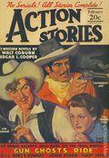 Action Stories (1921-1950 Fiction House) Pulp Vol. 13 #6