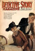 Detective Story Magazine (1915-1949 Street & Smith) Pulp 1st Series Vol. 36 #1