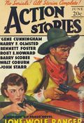 Action Stories (1921-1950 Fiction House) Pulp Vol. 13 #8