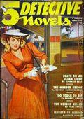 5 Detective Novels Magazine (1949-1953 Standard Magazines) Pulp Vol. 1 #1