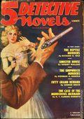5 Detective Novels Magazine (1949-1953 Standard Magazines) Pulp Vol. 2 #1