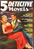 5 Detective Novels Magazine (1949-1953 Standard Magazines) Pulp Vol. 2 #3