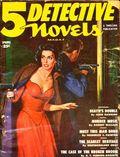 5 Detective Novels Magazine (1949-1953 Standard Magazines) Pulp Vol. 3 #1