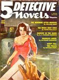 5 Detective Novels Magazine (1949-1953 Standard Magazines) Pulp Vol. 4 #2