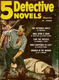 5 Detective Novels Magazine (1949-1953 Standard Magazines) Vol. 5 #2