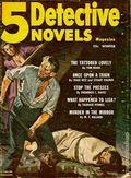 5 Detective Novels Magazine (1949-1953 Standard Magazines) Pulp Vol. 5 #2