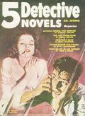 5 Detective Novels Magazine (1949-1953 Standard Magazines) Pulp Vol. 5 #3