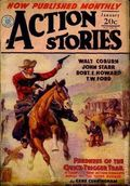 Action Stories (1921-1950 Fiction House) Pulp Vol. 14 #2