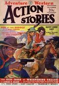 Action Stories (1921-1950 Fiction House) Pulp Vol. 15 #2