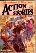Action Stories (1921-1950 Fiction House) Pulp Vol. 15 #4