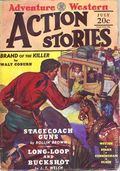 Action Stories (1921-1950 Fiction House) Pulp Vol. 15 #6