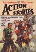 Action Stories (1921-1950 Fiction House) Pulp Vol. 15 #8