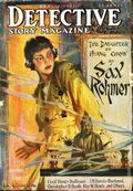 Detective Story Magazine (1915-1949 Street & Smith) Pulp 1st Series Vol. 45 #6