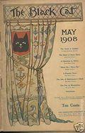 Black Cat (1895-1922 Shortstory) Pulp Vol. 13 #8