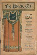 Black Cat (1895-1922 Shortstory) Pulp Vol. 13 #10