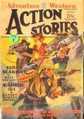 Action Stories (1921-1950 Fiction House) Pulp Vol. 15 #9