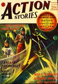 Action Stories (1921-1950 Fiction House) Pulp Vol. 15 #10